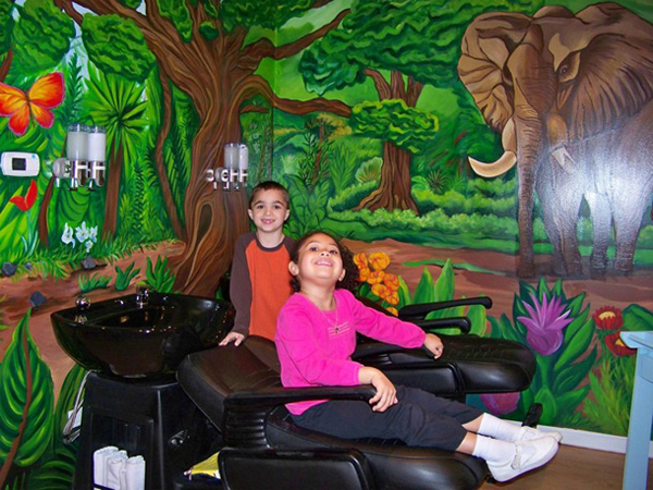 boy-and-girl-in-barbers-chairs